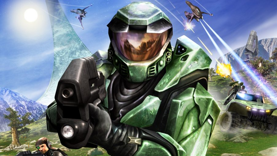 Halo 1 Custom Edition Single Player on Windows 10 (2019)